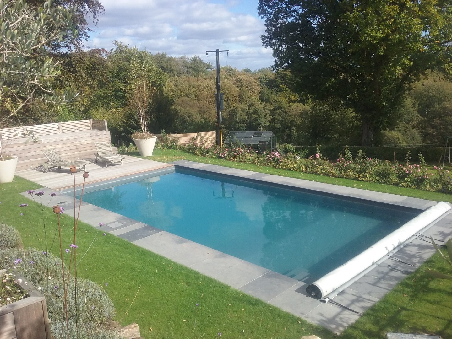 Swimming Pools Farnham Maintenance