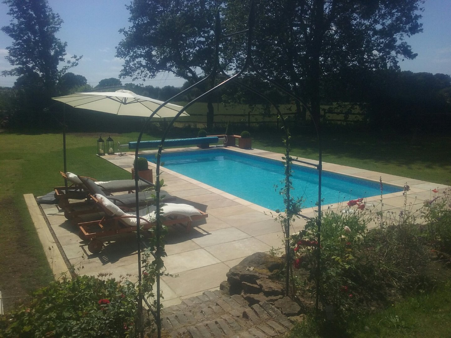 Swimming Pools Builder Farnham