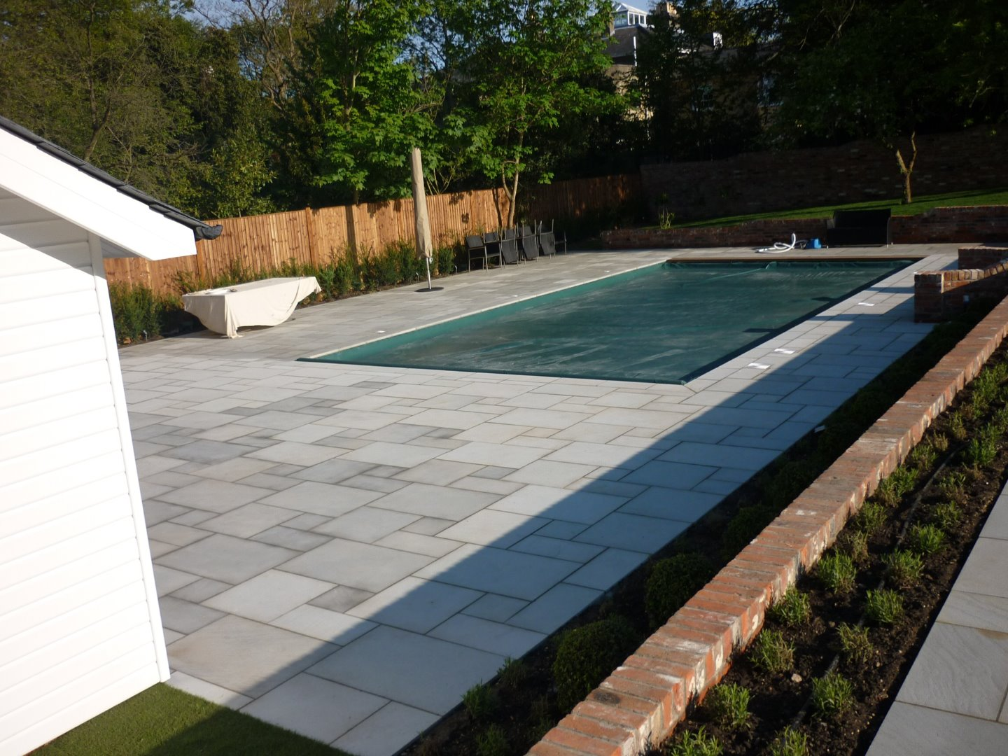 Swimming Pool Builder Southampton