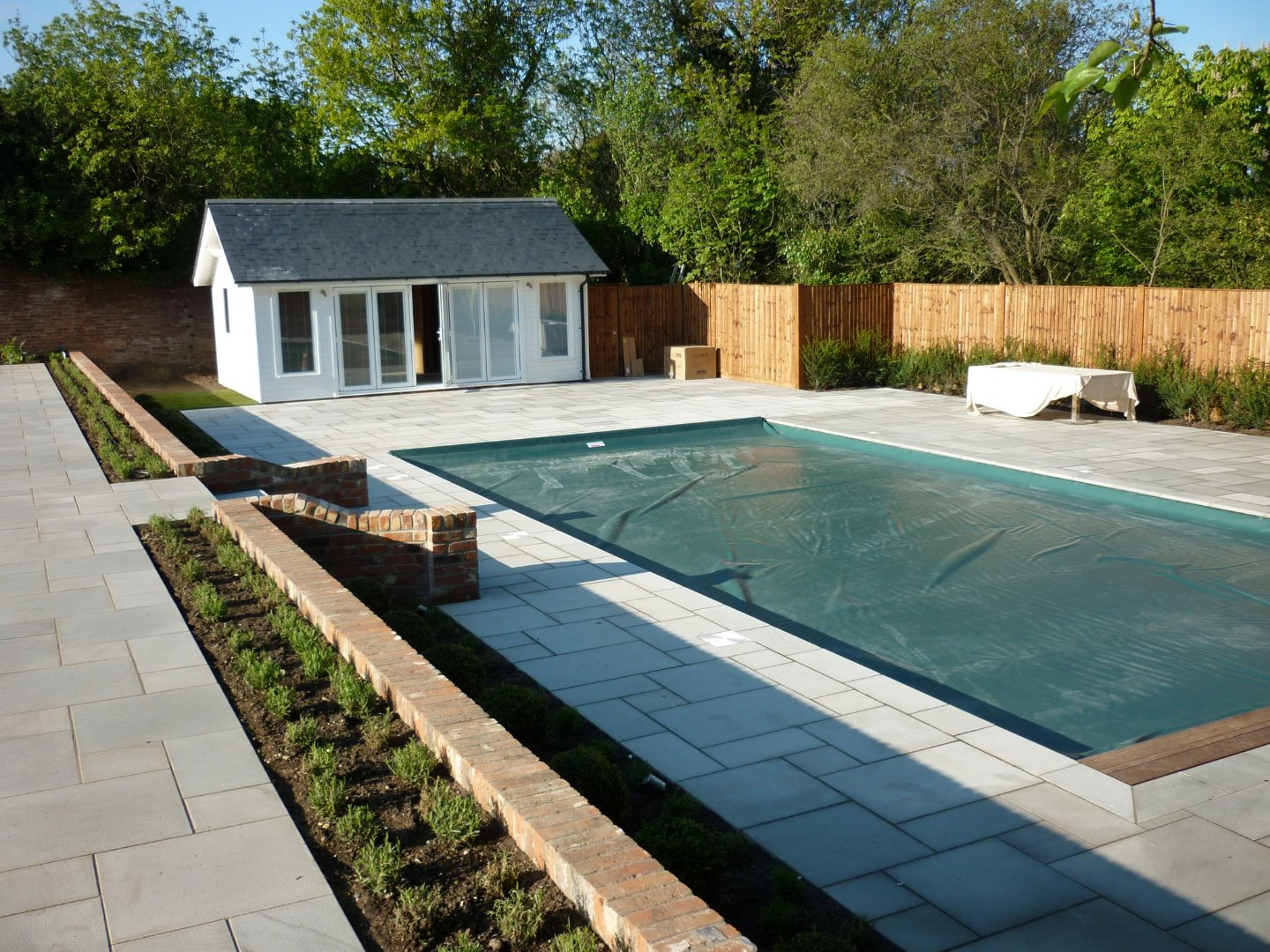 Swimming Pools Farnham
